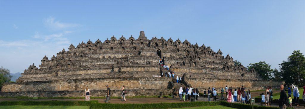 groesster Buddhistischer Tempel der Welt