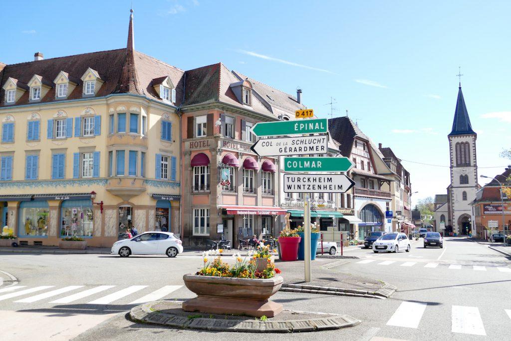 Unterwegs im Elsass, Munster