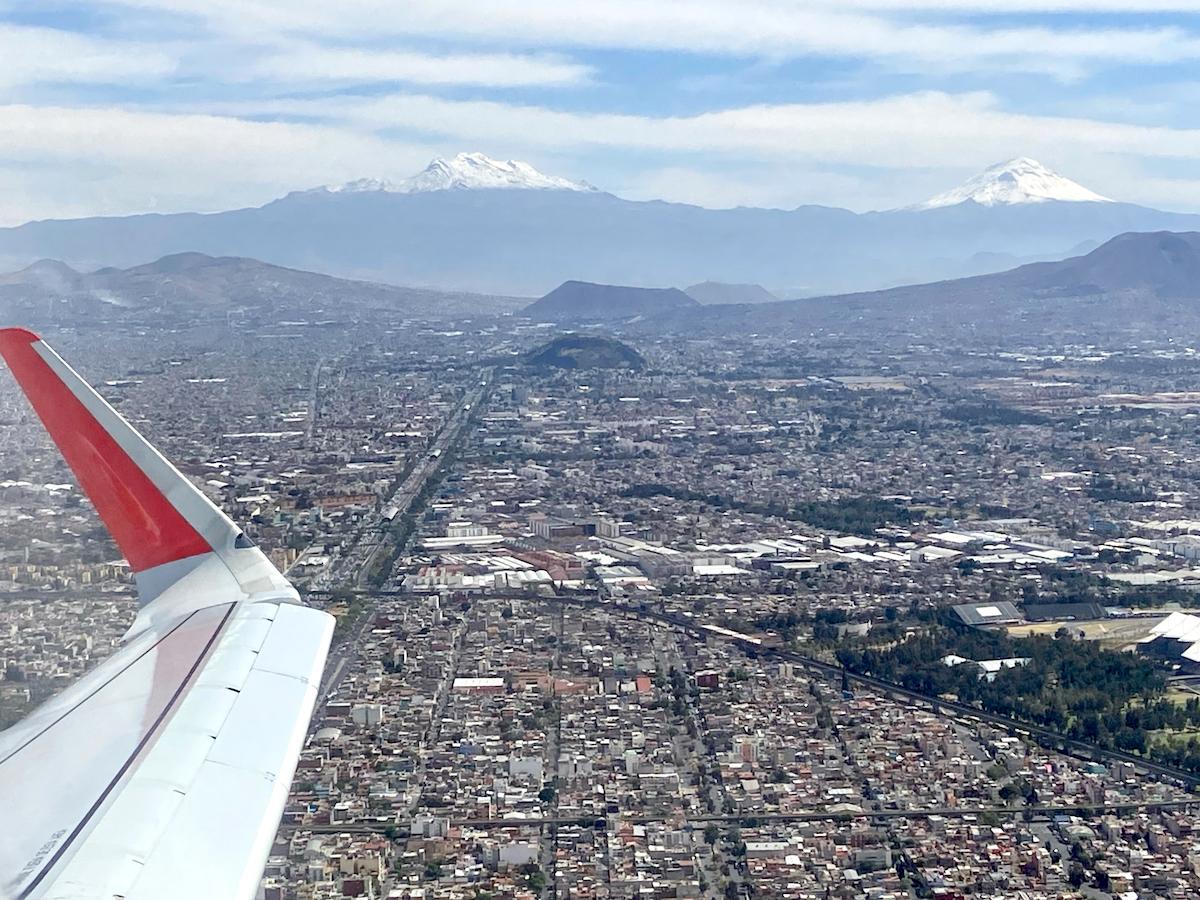 Abschied von Mexico City, es geht nach Puerto Escondido