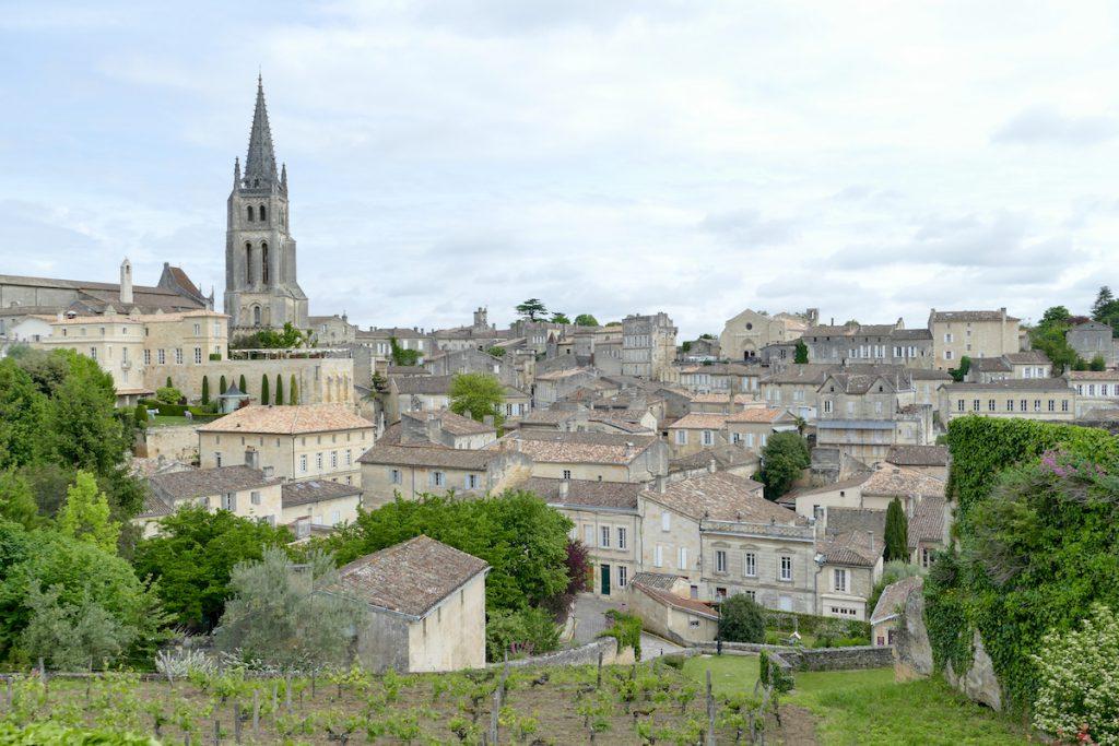 Acquitaine, Saint-Emillion