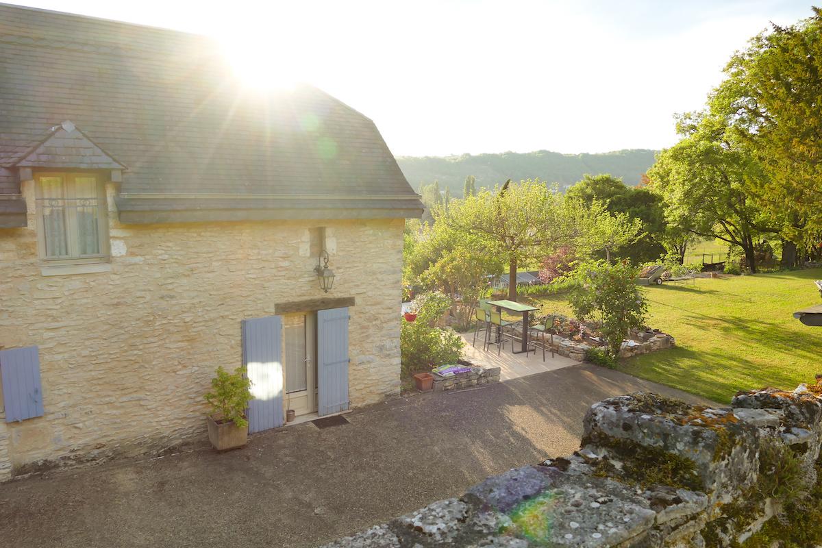 Airbnb in der Dordogne