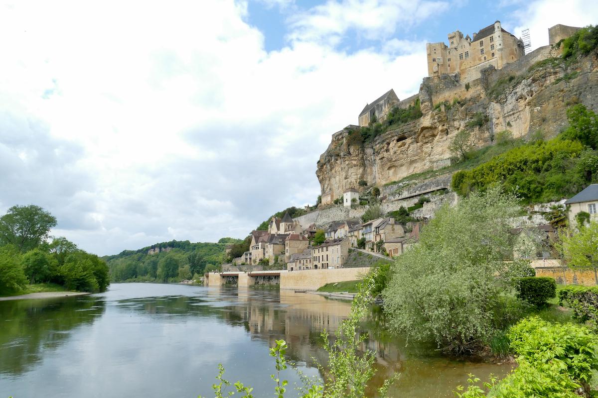 An der Dordogne