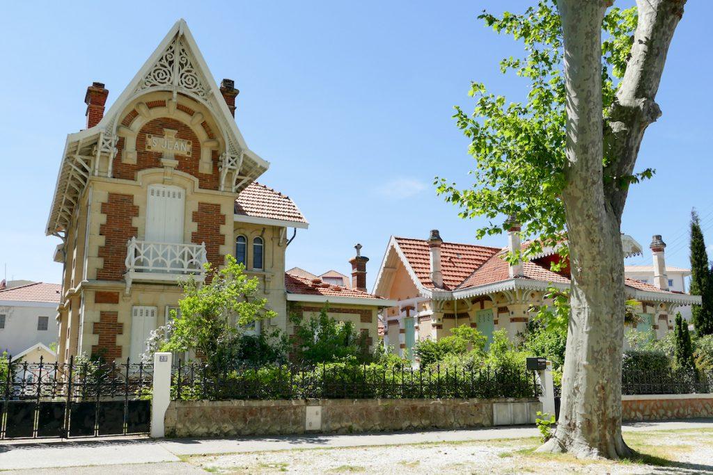 Arcachon, Gruenderzeitvilla