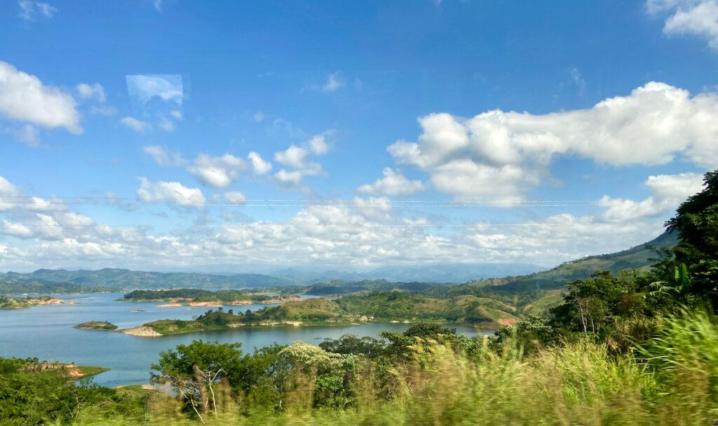 Auf dem Weg nach San Cristobal 01