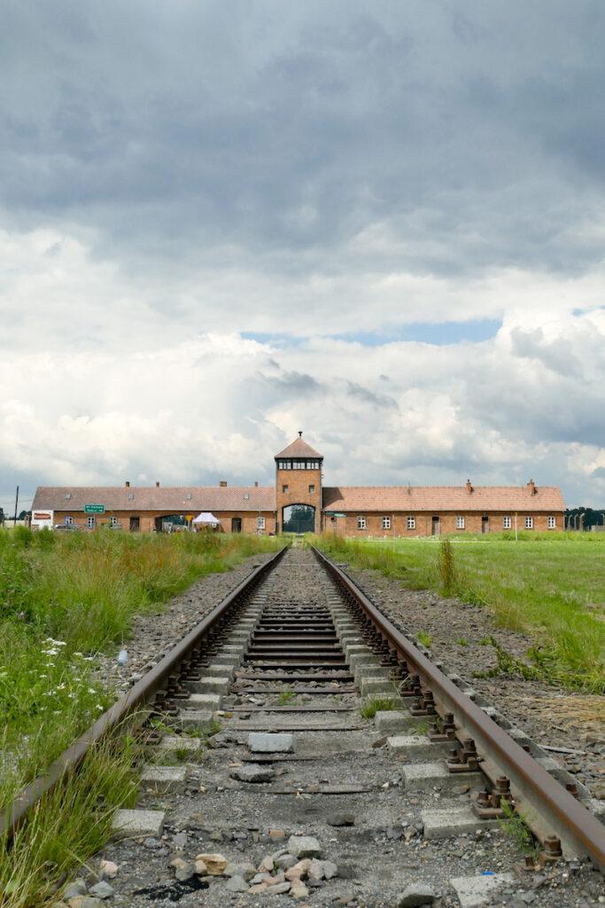 Auschwitz II bzw. Birkenau