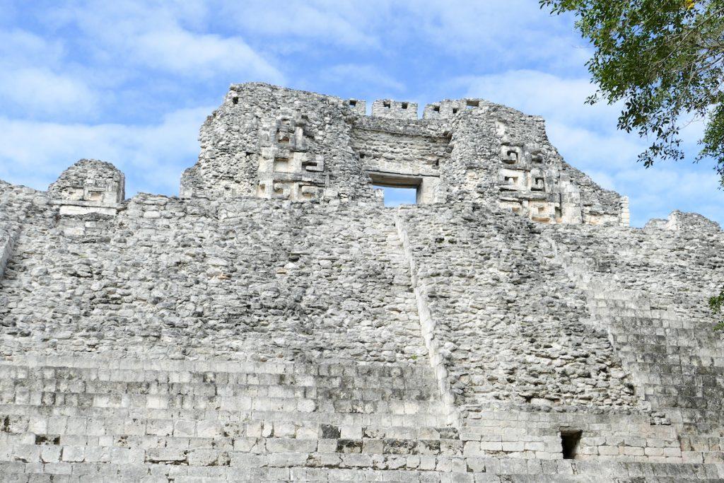 Becan, beeindruckende Ruinen