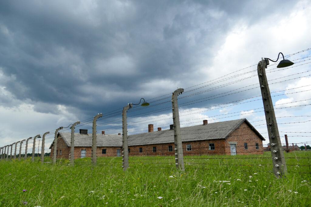 Birkenau, Unterkunft