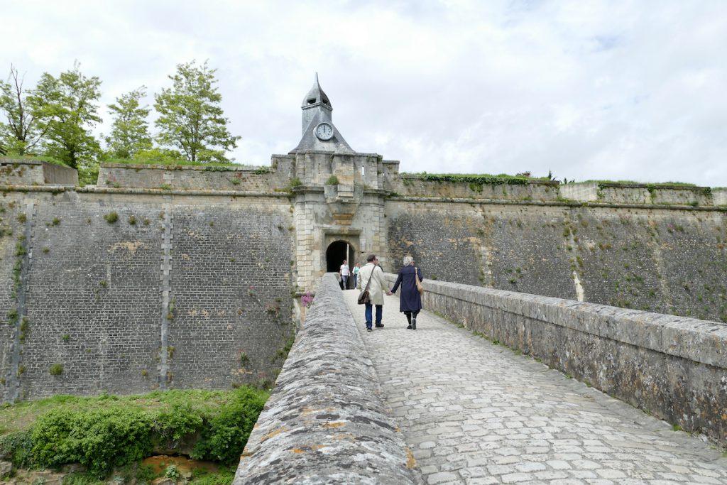 Zitadelle von Blaye