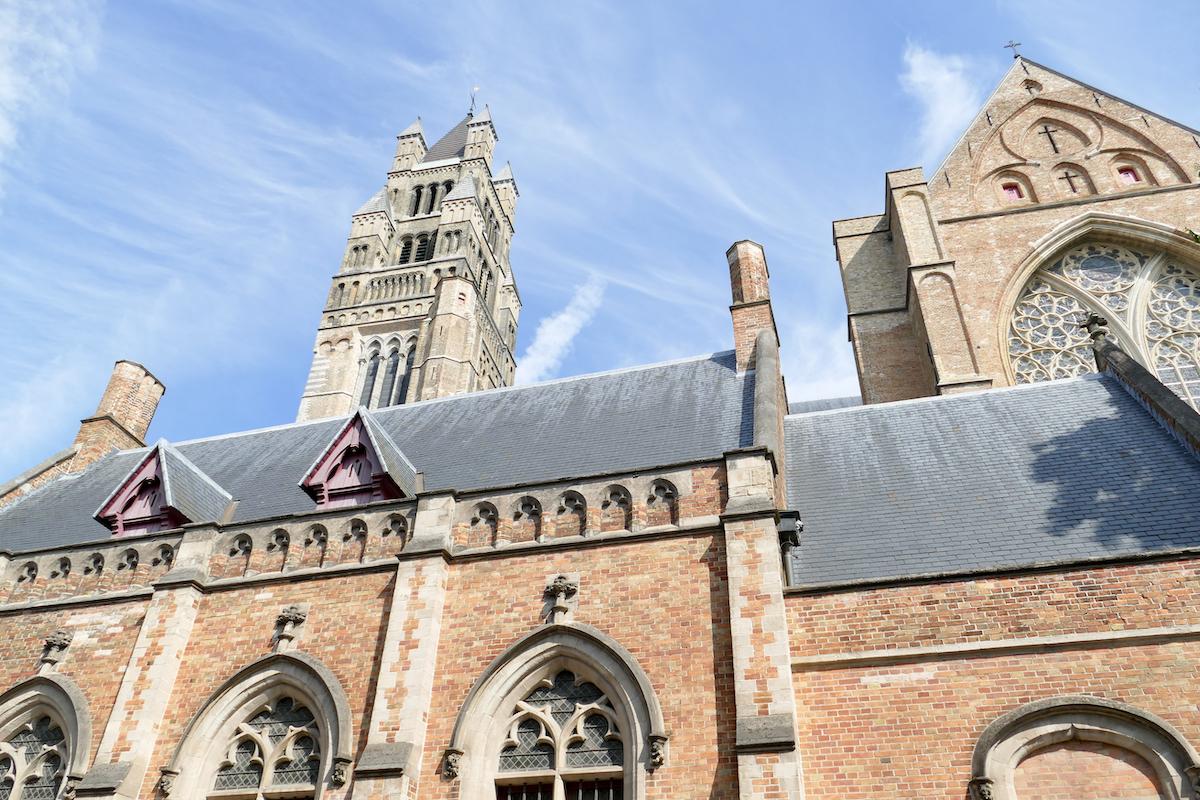 Bruegge, die Liebfrauenkirche