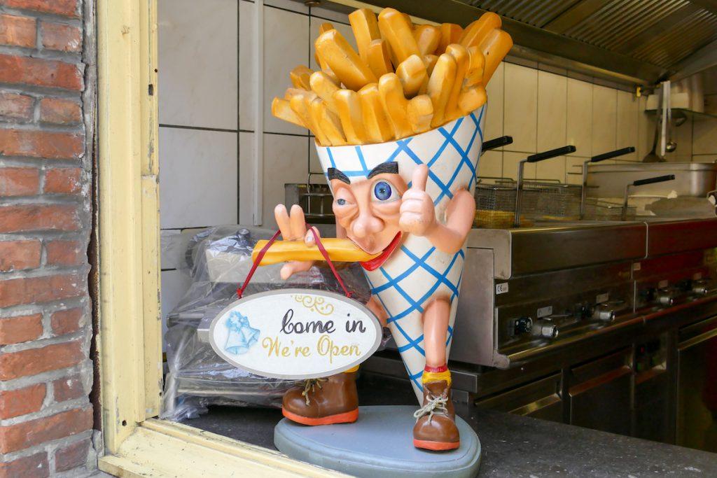Bruegge, kulinarische Versuchung
