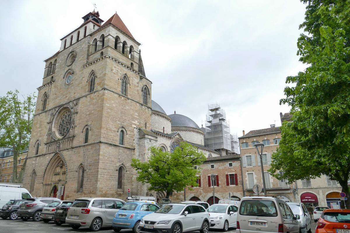 Cahors, Eglise Sainte-Etienne