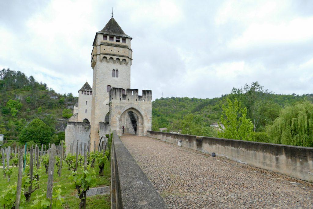 Cahors, die Brücke