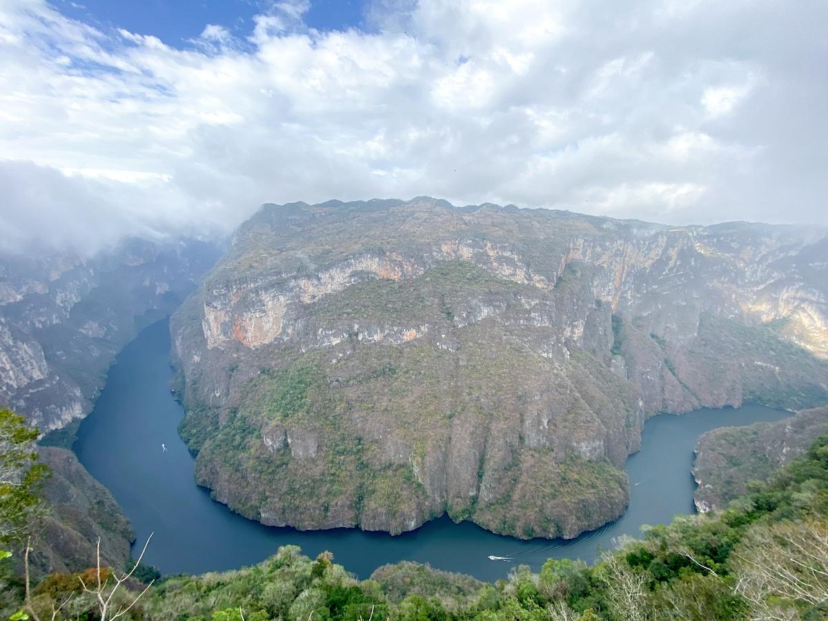 Canyon del Sumidero, Mirador Los Chiapa