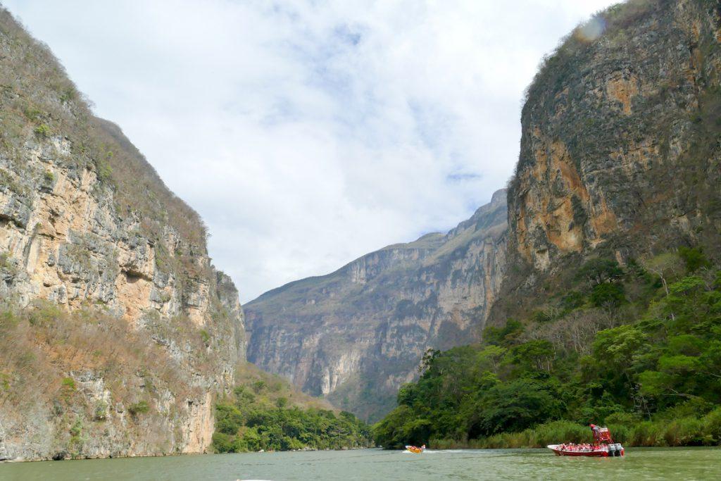 Canyon del Sumidero, grandiose Natur