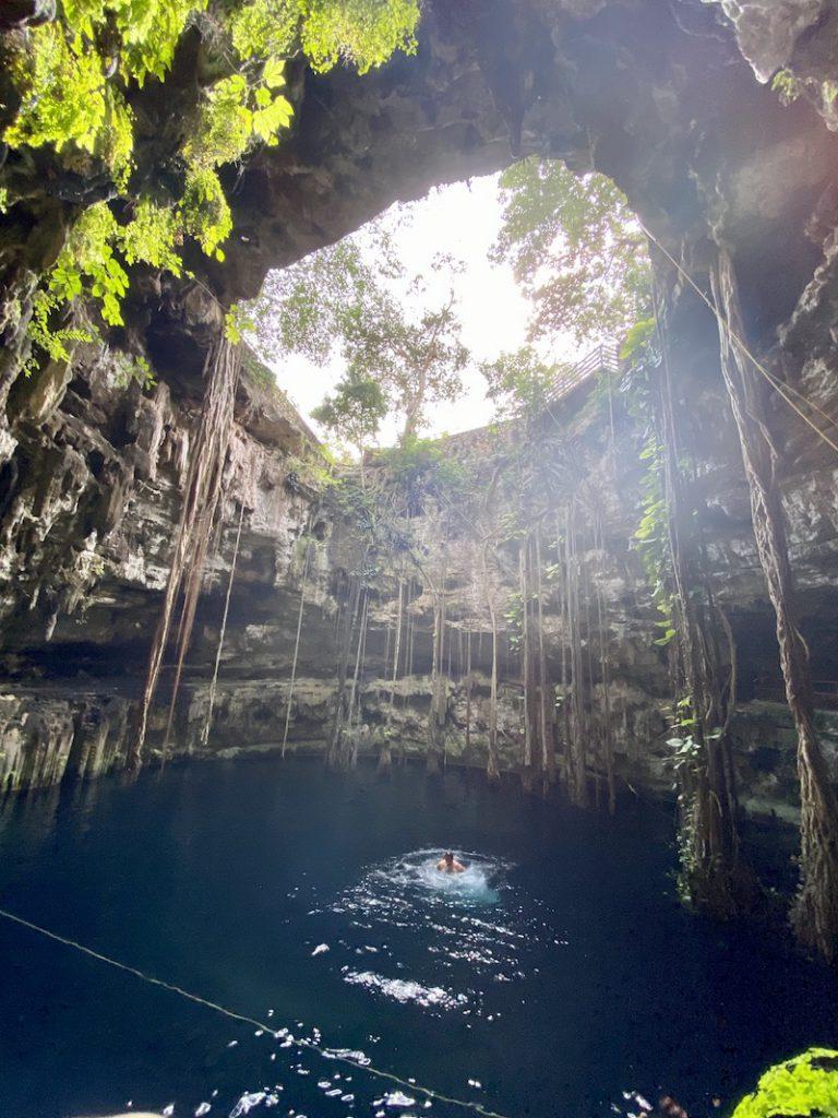 Cenote Oxman, ein Traum von Cenote