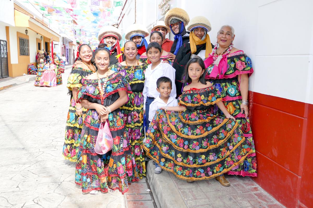 Chiapa de Corzo, auch fuer uns ein riesiges Vergnuegen