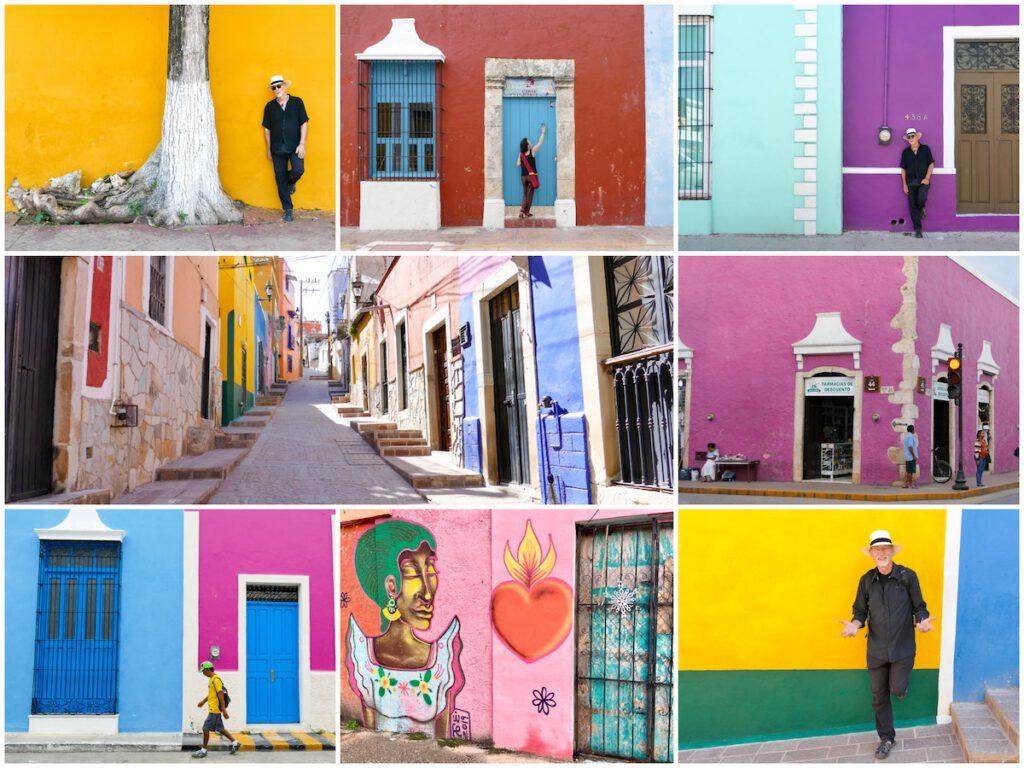 Farbenfrohes Mexiko