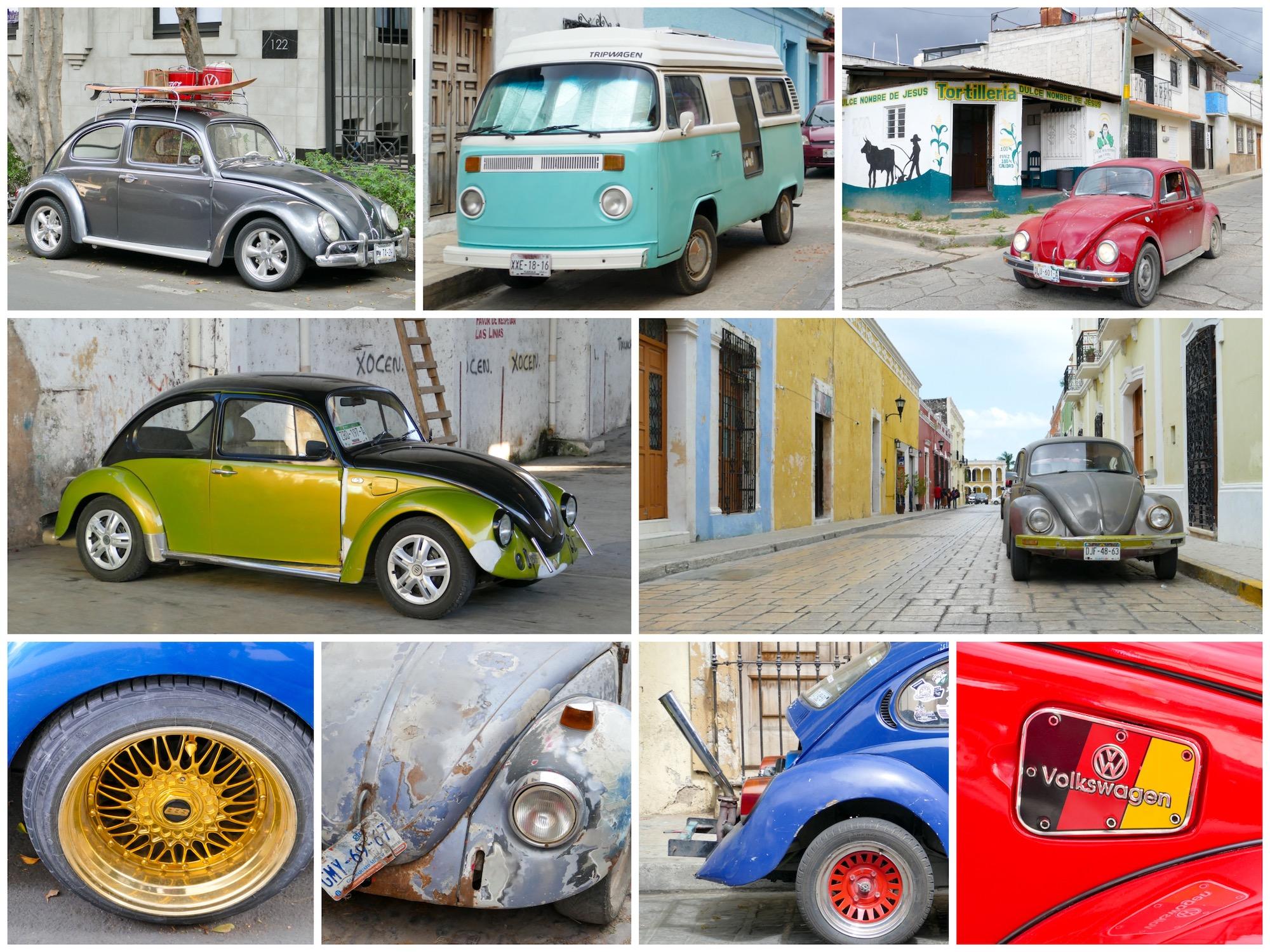 Mexican Volkswagen