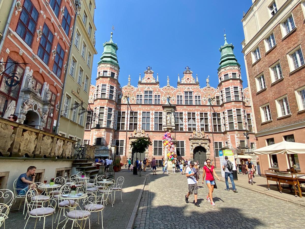 Danzig, Altstadt, Grosses Zeughaus