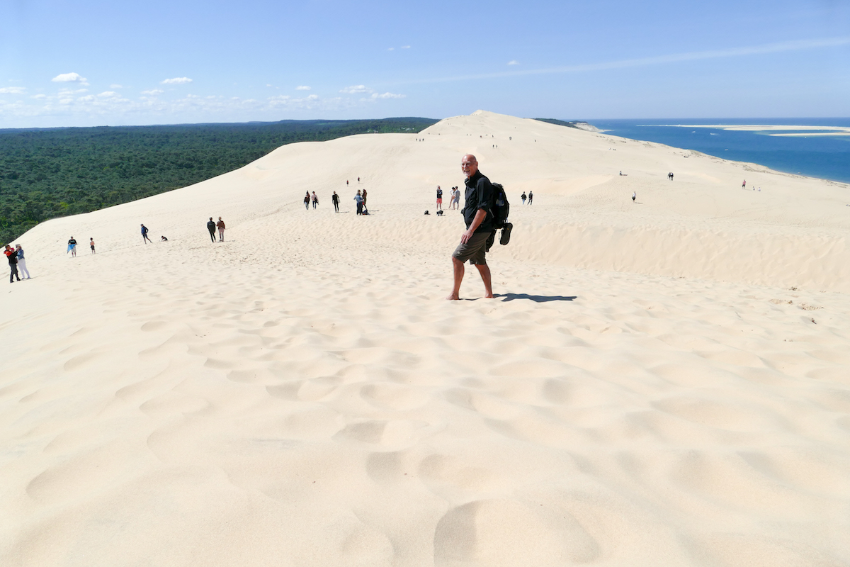 Dune de Pilat, toller Blick