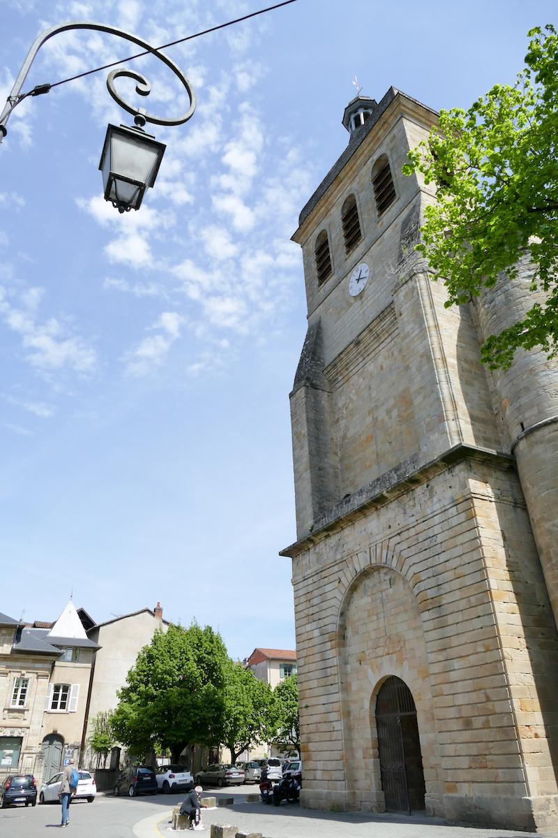 Abtei Saint-Sauveur