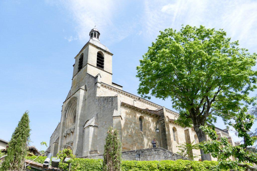 Figeac, Kirche
