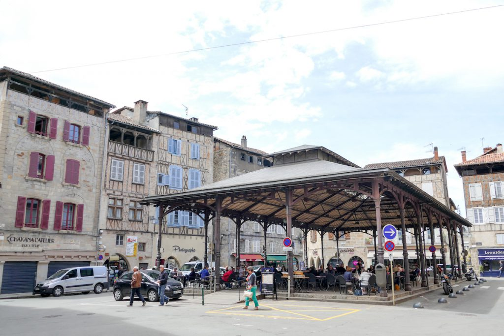 Figeac, Place Carnot