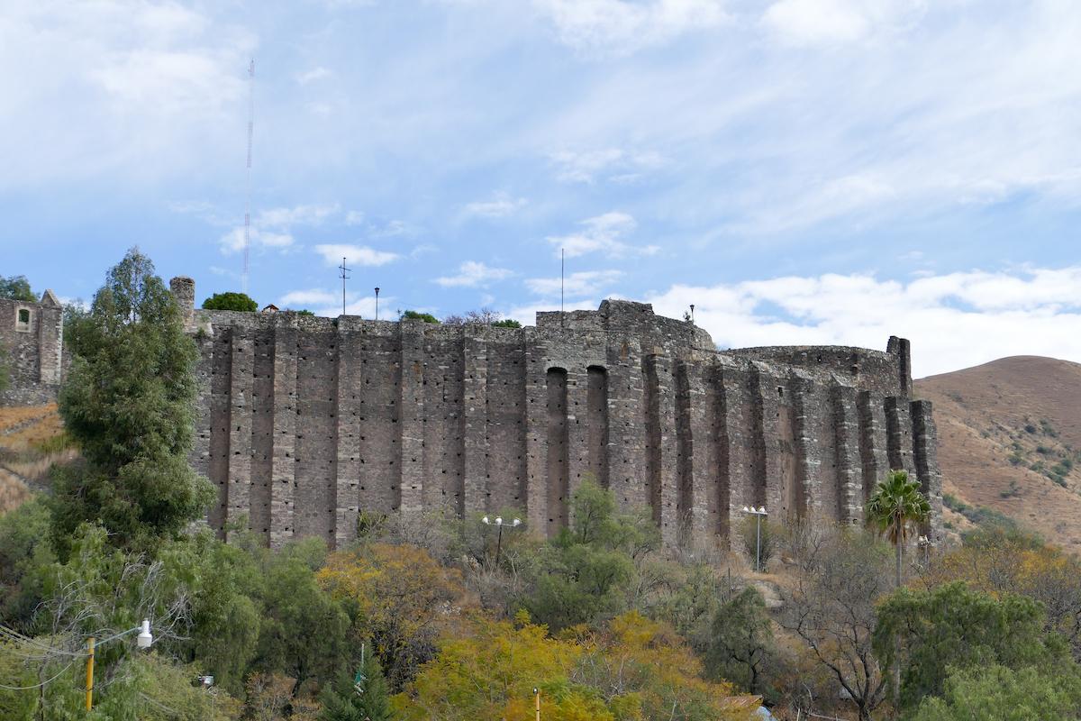 Guanajuato, Mellado, die alte Silbermine