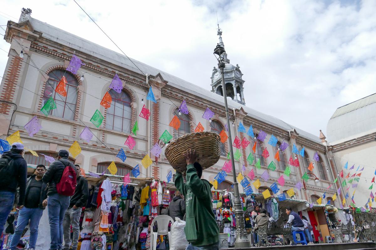 Guanajuato, Mercado Hidalgo