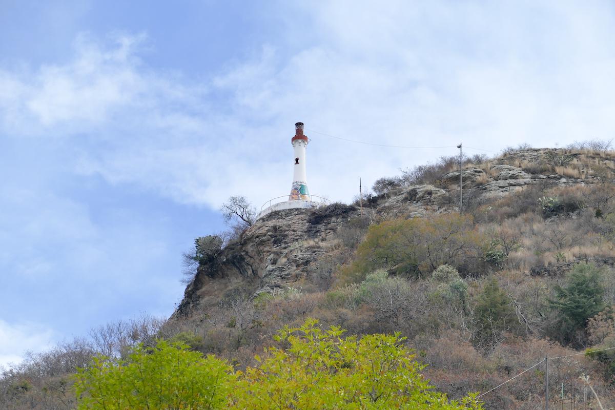 Guanajuato, Presa de Olla, El Faro