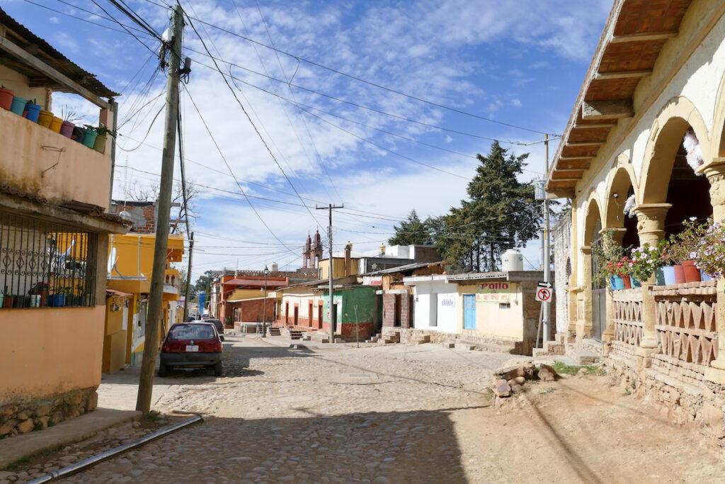 Guanajuato, Santa Rosa de Lima, abseits der Touristenmassen