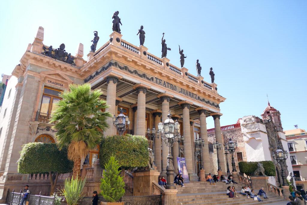 Guanajuato, Teatro Juarez