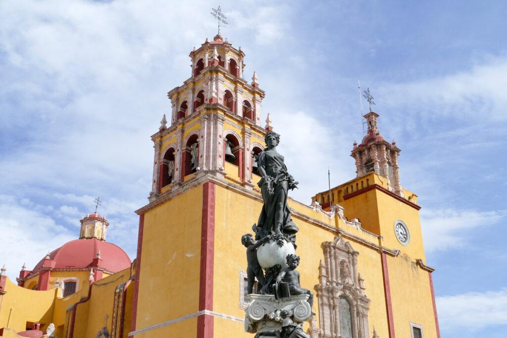 Guanajuato, Zentrum, Kathedrale