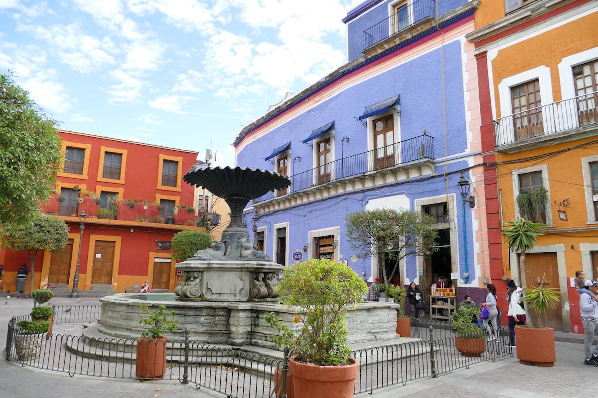 Guanajuato, Zentrum, Plaza Baratillo