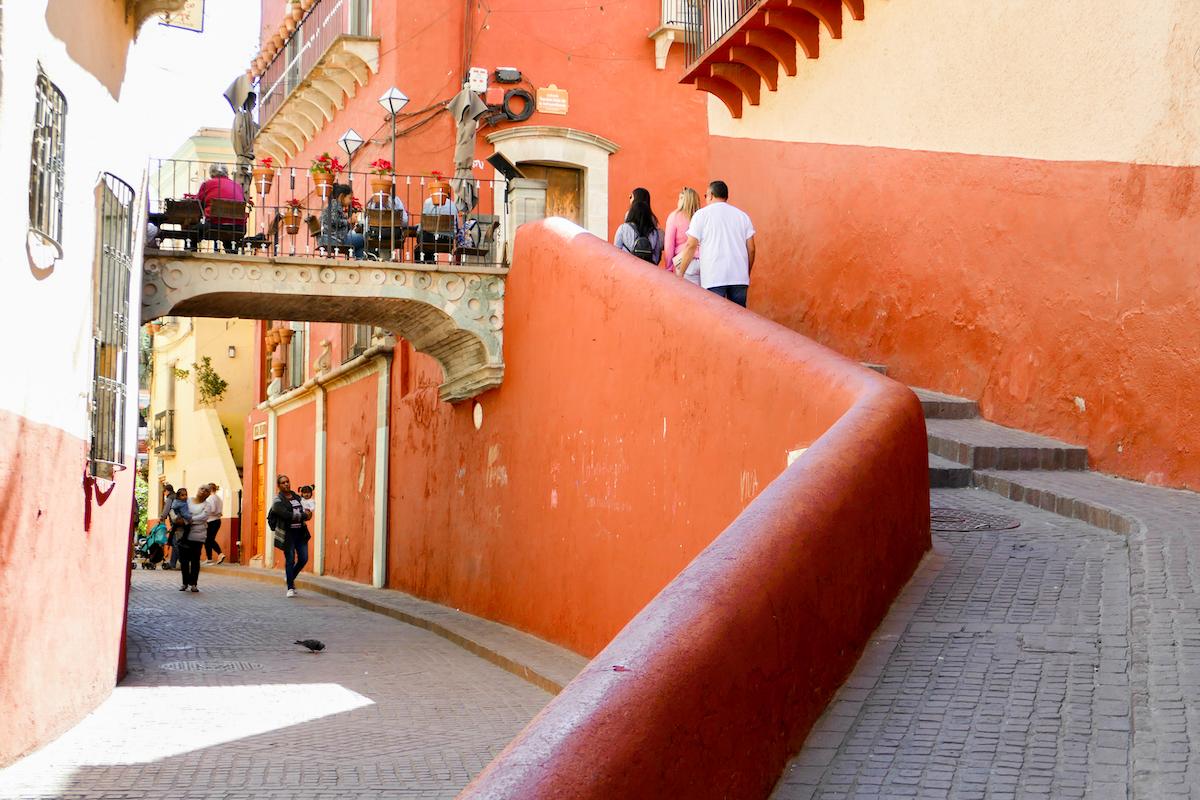 Guanajuato, Zentrum, Santo Cafe