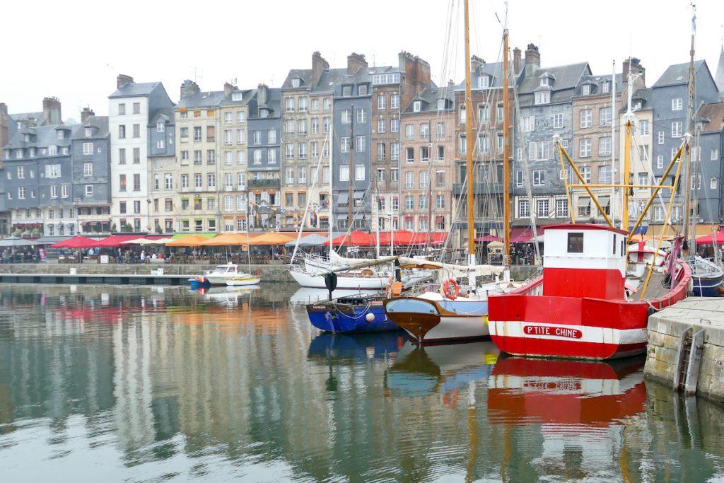 Honfleur, Le Vieux Port