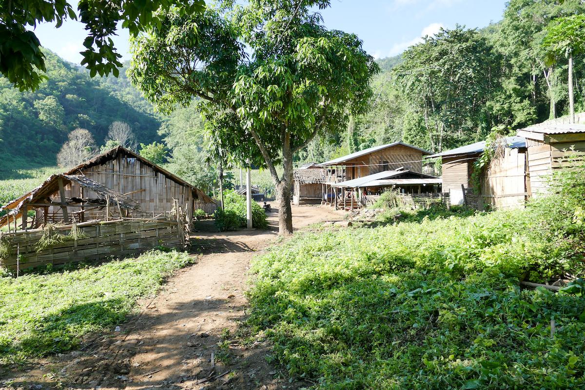 Im Dorf der Lisu