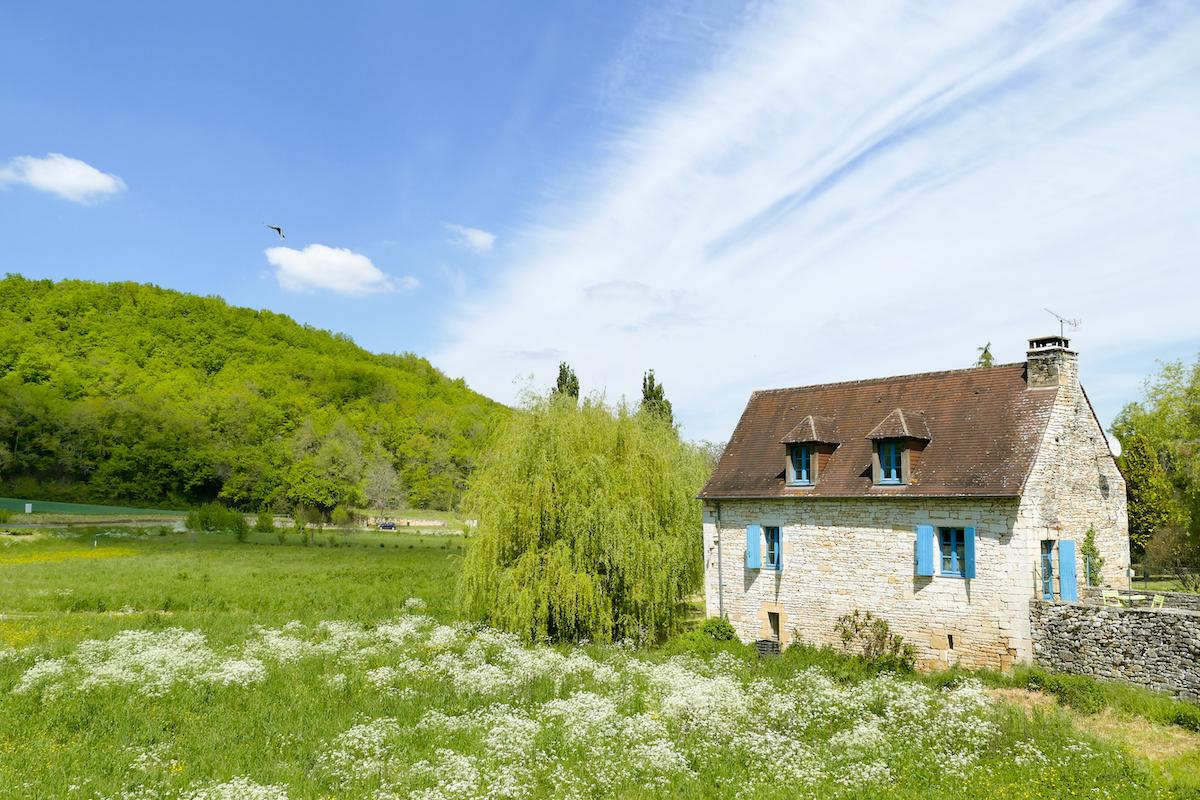 In der Dordogne