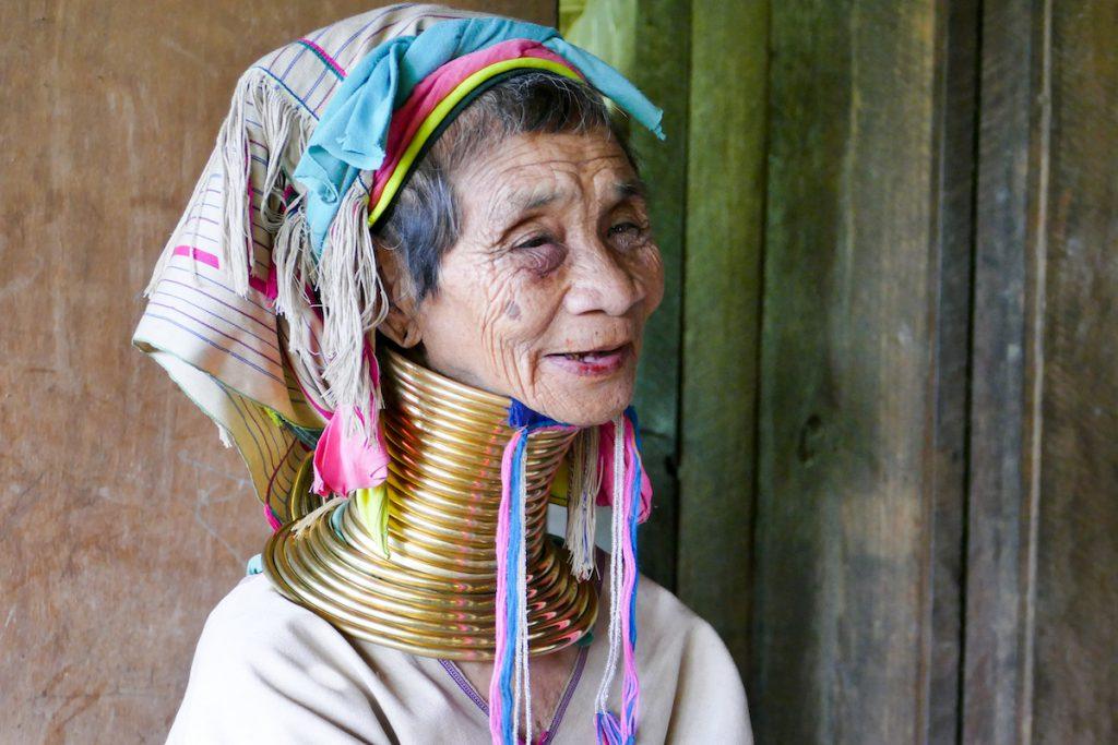 Kayah, Longneck Woman
