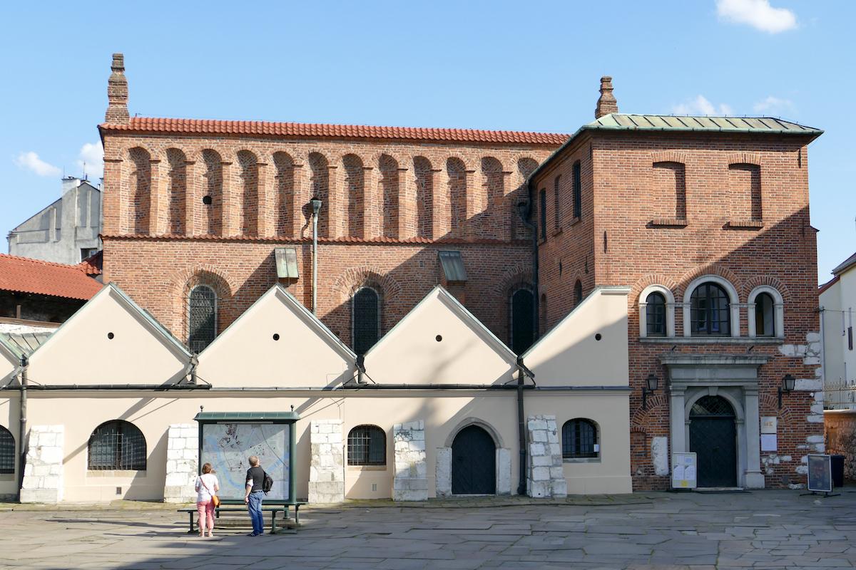 Krakau, Kazimierz, Alte Synagoge