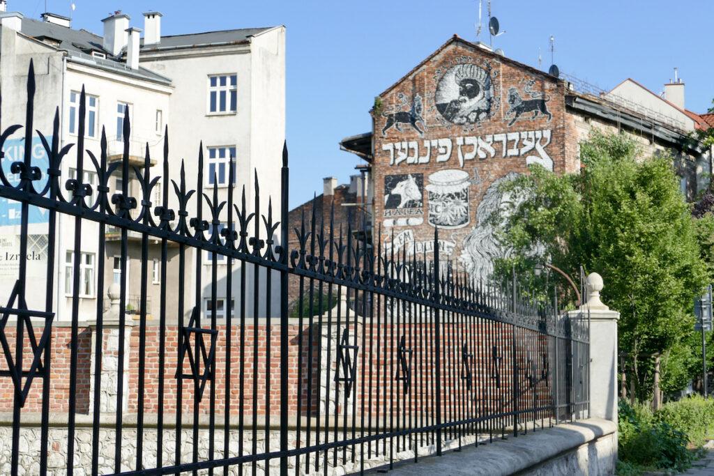 Krakau, Kazimierz, juedisches Viertel