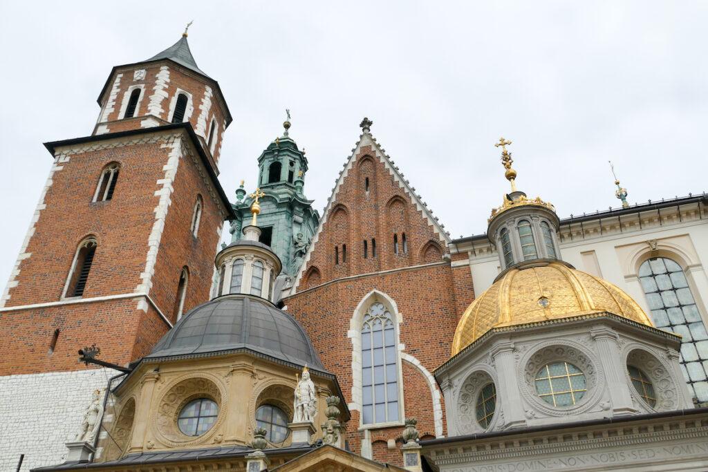 Krakau, Wawelburg, Wawelkathedrale