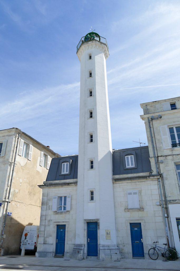 La Rochelle, Leuchtturm