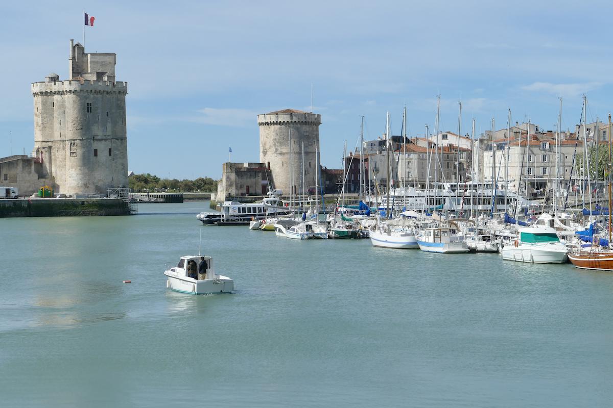 La Rochelle, Wehruerme