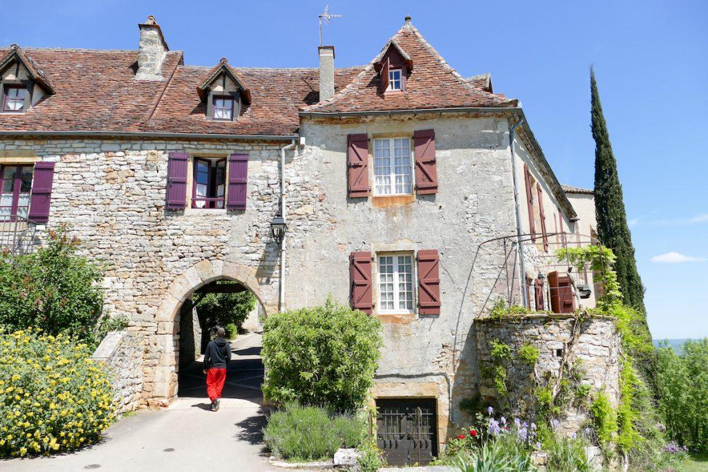 Loubressac, Dorf