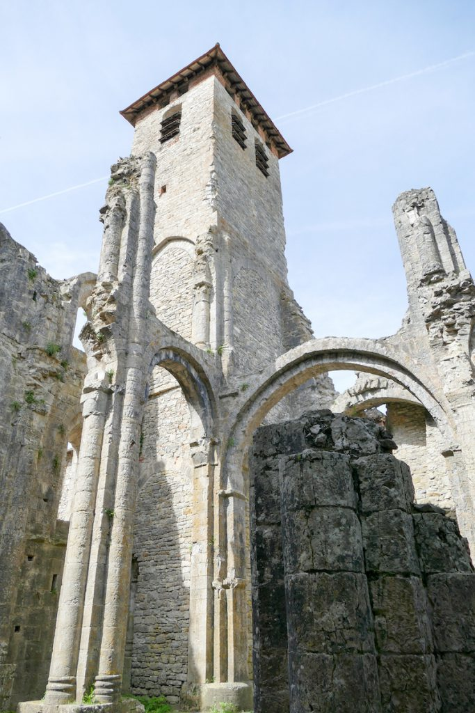 Imposante Ruine