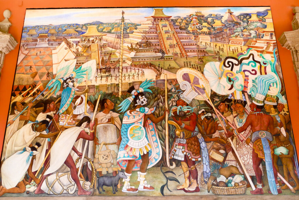 Mexico City, Diego Rivera 03