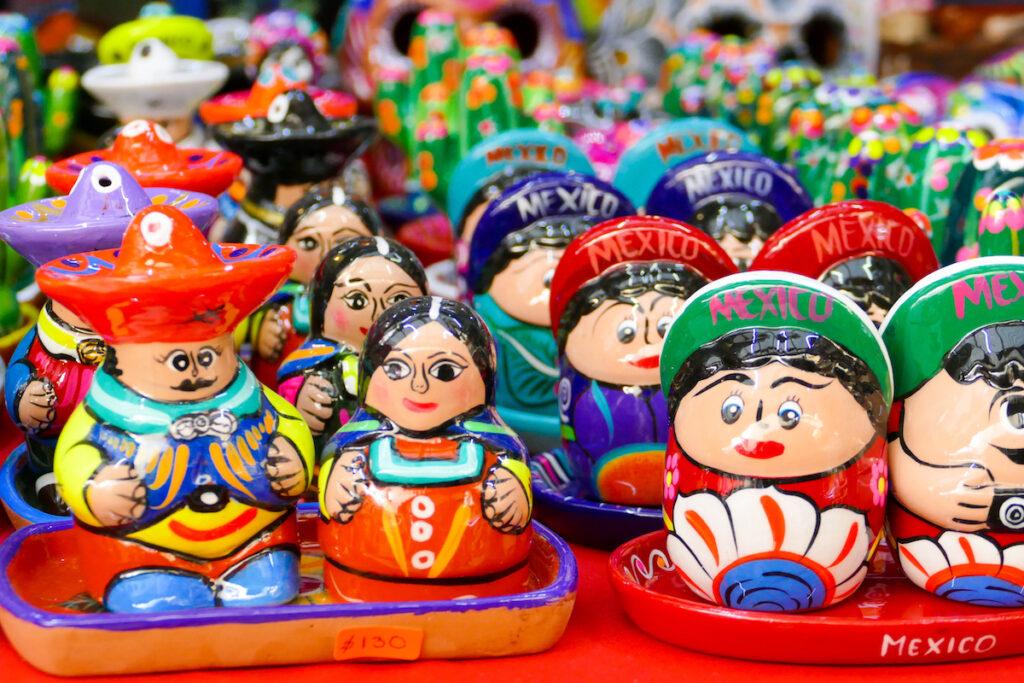 Mexico City, Kunsthandwerk oder Kitsch