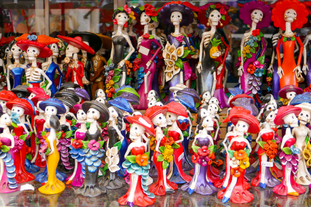 Mexico City, Kunsthandwerksmarkt