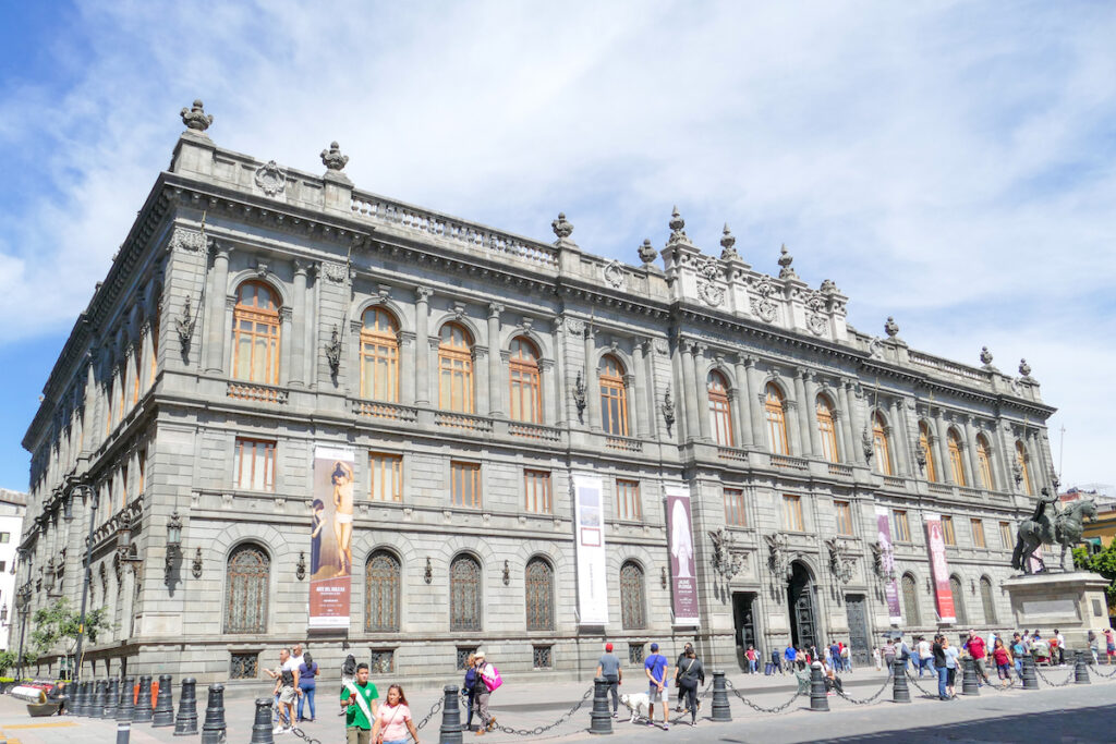 Mexico City, Zentrum, Museo National del Arte